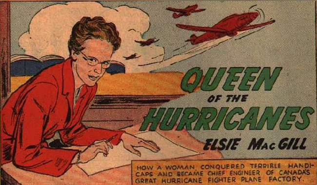 Queen of the hurricaines