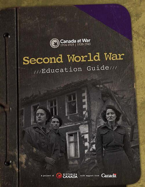 Image of canadian women in the second world war
