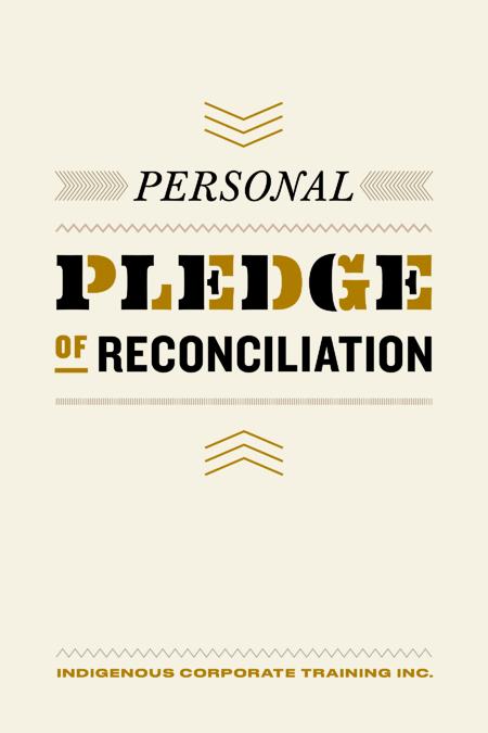 personal pledge