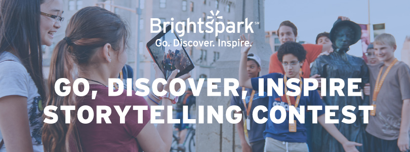 Go, Discover, Inspire Storytelling Contest: May Student Winner